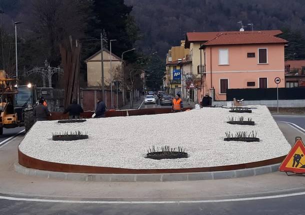 Induno Olona - Rotonda stazione
