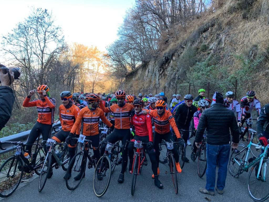 La pedalata dei Campioni 2018