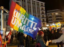 Manifestazione per i diritti dell'uomo 2018, varese