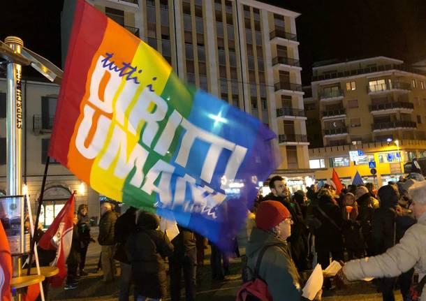 Giornata Internazionale dei Diritti Umani, un corteo per le vie del centro