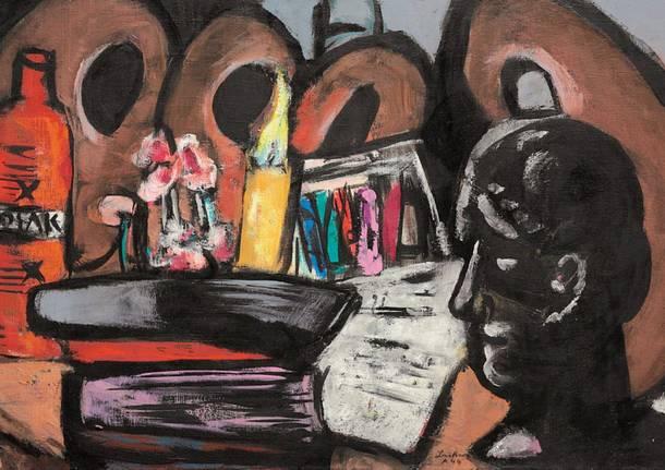 Max Beckmann al Museo di Mendrisio