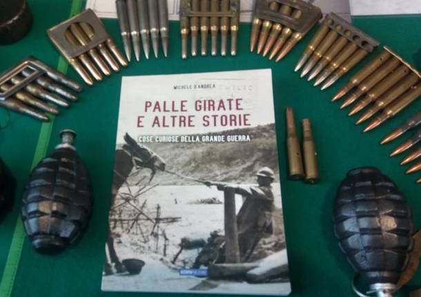"""""""Palle girate e altre storie. Dietro le quinte della Grande Guerra"""""""