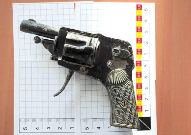 pistola arcisate