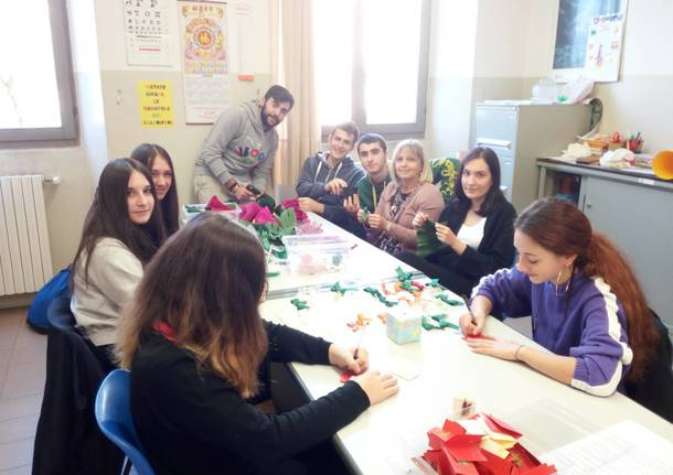 progetto flowers and smelle per alunni BES