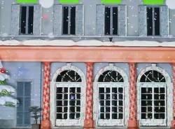 proiezioni palazzo brambilla natale 2018 castellanza