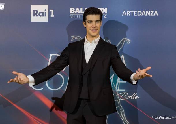 "Roberto Bolle presenta ""Danza con me"""