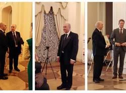 Silvano Scaltritti a San Pietroburgo