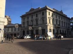 Sinti protestano a Gallarate - 31 dicembre 2018