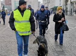 Squadra cinofila Polizia Locale Gallarate