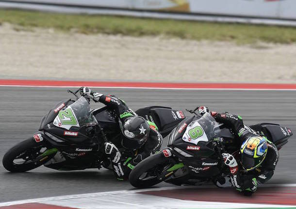 team parkingo kawasaki motociclismo supersport