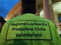 Volontari dal Papa