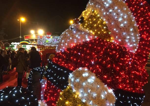 Dov E Babbo Natale.Il Villaggio Di Babbo Natale Ha Aperto In Piazza Repubblica