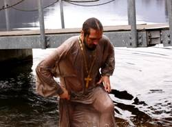 A Ghirla il battesimo ortodosso