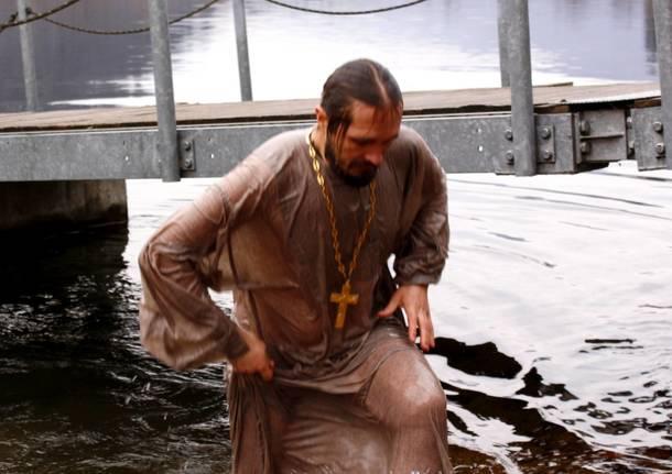 Il battesimo ortodosso