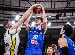 achille polonara nazionale italiana basket italbasket