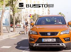Busto Motor Company - Porte aperte Seat Ateca