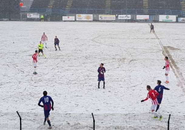 calcio dilettanti neve busto 81 union villa cassano