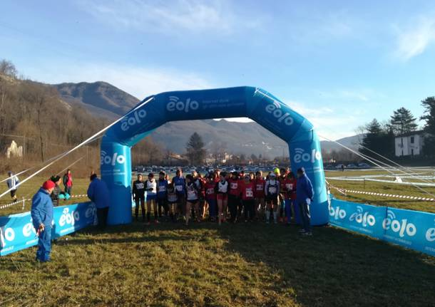 "Il ""Cross del Vallone"""