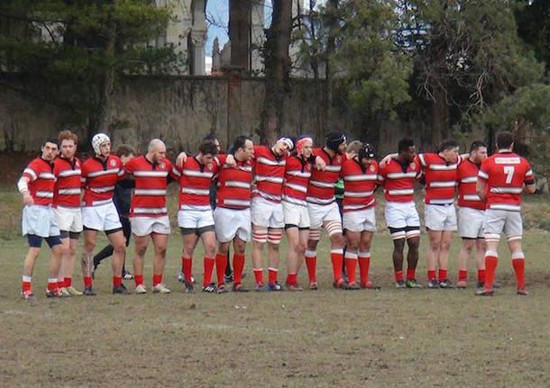 Rugby Varese - Amatori Genova 54-7