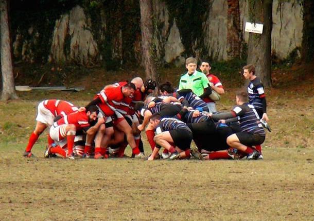 Rugby Varese – Amatori Genova 54-7