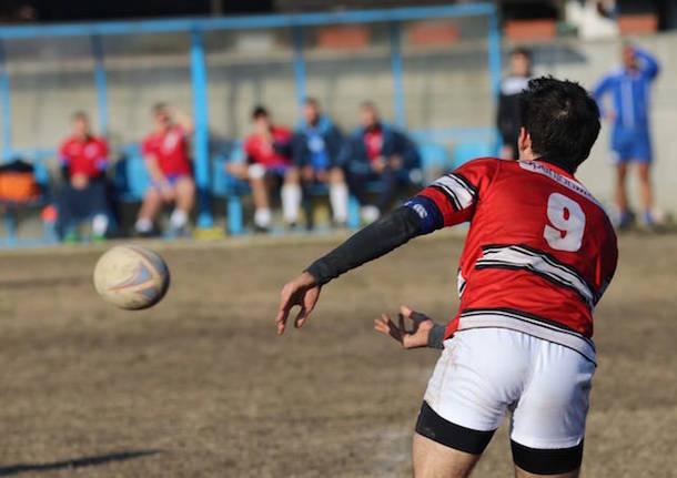 Amatori Novara – Rugby Varese 10-22