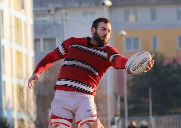 Amatori Novara - Rugby Varese 10-22