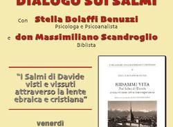 Ridammi Vita, dialogo sui Salmi - Presentazione del libro di Stella Bolaffi Benuzzi
