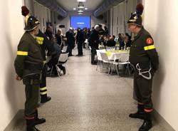 La serata Rotary coi vigili del fuoco