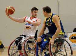 cimberio handicap sport basket in carrozzina janic binda