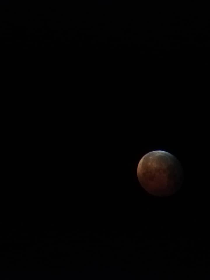 Colazione all'Osservatorio con la Luna