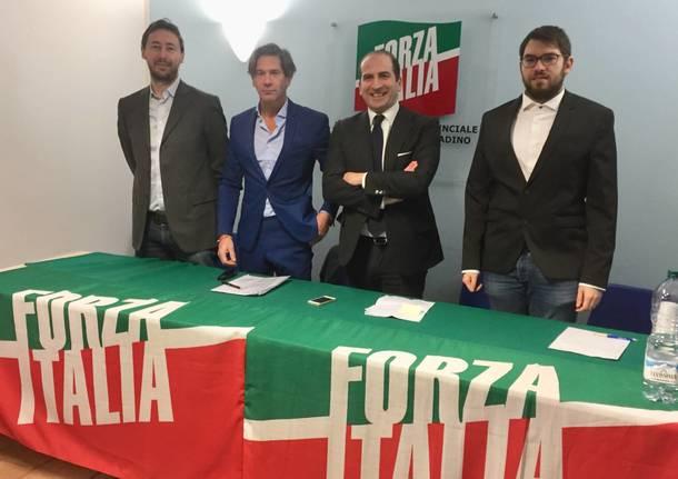Conferenza Forza Italia 11 gennaio 2019