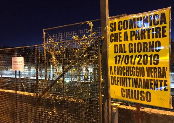 Entrano nel vivo i cantieri del Multipiano al Del Ponte