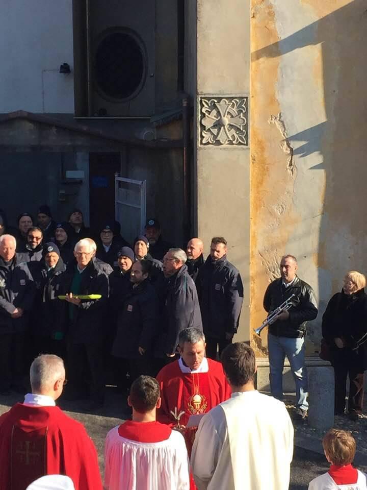 Festa di san Sebastiano a Bregazzana