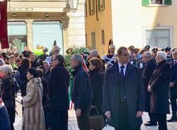 Funerale di Giuseppe Zamberletti