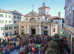 Funerale Zamberletti Varese