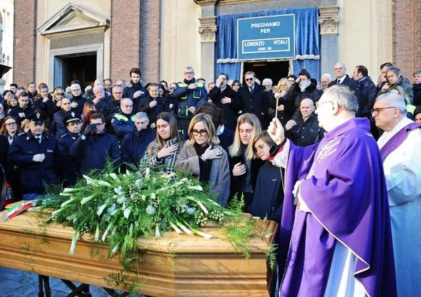 funerali lorenzo vitali sindaco legnano