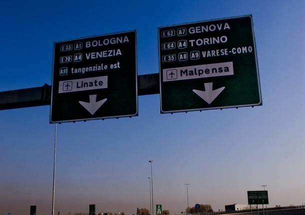 tangenziale ovest milano