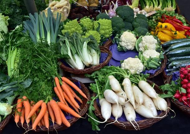 verdure mercato