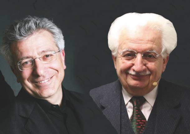 Bruno Gambarotta e Giorgio Costa