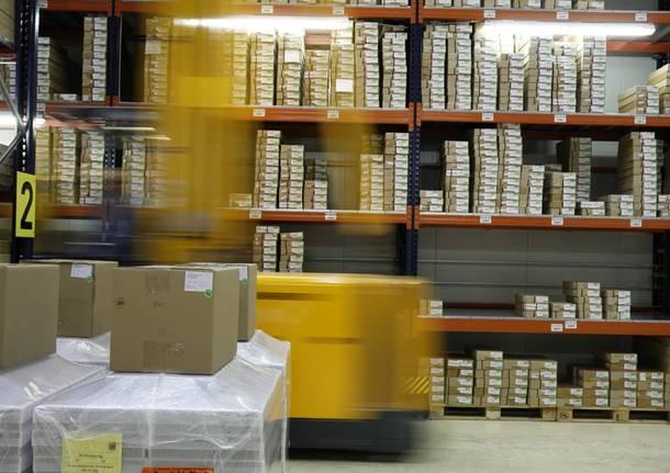 magazzino logistica