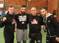 giorgio armen petrosyan sport combattimento k1 kickboxing