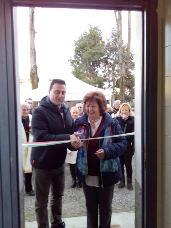 Inaugurazione Bottega Solidale Besnate