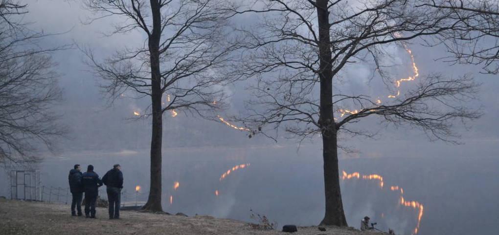 Incendio Ghirla