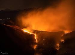 Incendio Martica, venerdì 4 gennaio