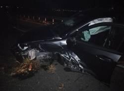 Incidente tra Porto Ceresio e Brusimpiano