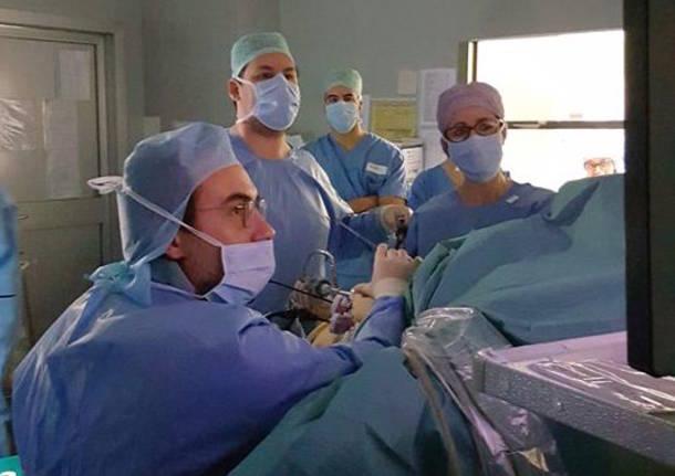 intervento chirurgico bariatrico