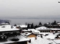La neve di domenica 27 gennaio