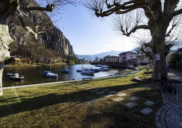 Lo stretto di Lavena - foto di Graziano Zampieri
