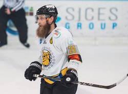 mauro grisi hockey su ghiaccio mastini varese
