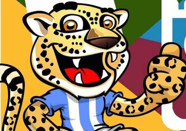 mondiali futsal argentina 2019 mascotte
